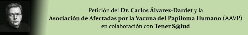 NO a la vacunación masiva contra el virus del papiloma humano