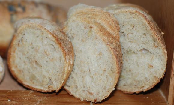 Cinco razones para dejar de comer pan blanco